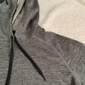 OFFERS OPEN Gray Adidas Hoodie